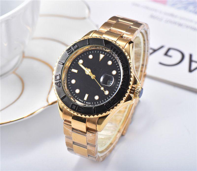 2020 Nova Cheap Mens Relógios Moda Aço Inoxidável Quartzo Melhores Relógios de pulso Calendário Men Watch Presente de aniversário