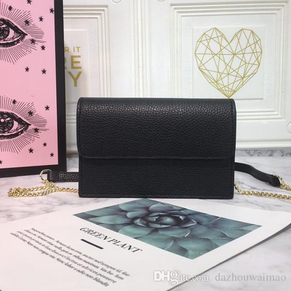 Завод оптовой конструктор женская сумка маленький квадрат сумка Мода личи цепи кожи Магнитная застежка Одно Плечо Crossbody сумка 0007499808