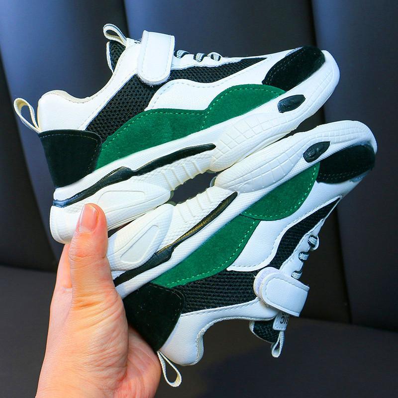 Ragazze Sport Shoes 2020 Autunno traspirante bambini Tempo libero Sneakers M252014