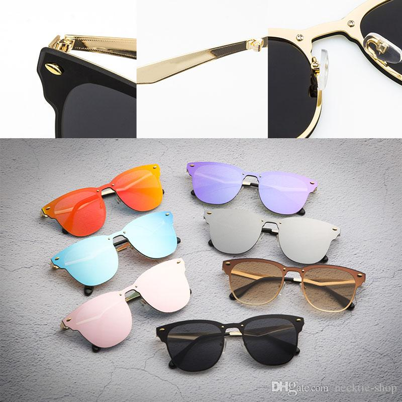 Mens Sun glasses 3576 Popular Brand Designer Sunglasses for Women Casual Cycling Outdoor vintage Siamese Sunglasses Spike Cat Eye Sunglasses