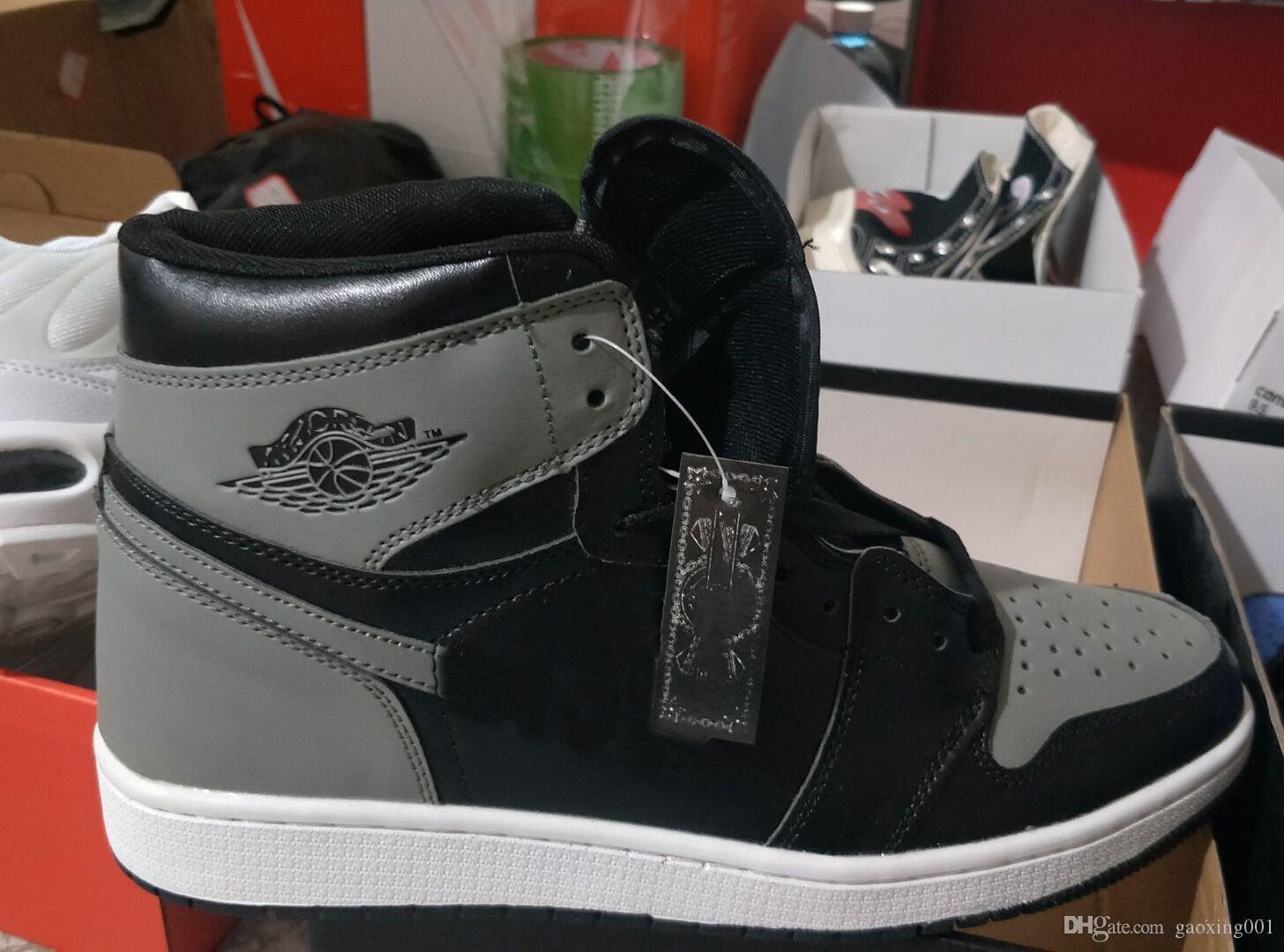 2020 1S zapatos de alta OG Travis Scotts baloncesto Jumpman UNC 1 3 superior de diseño para hombre a la inicio del azul real de deporte de los hombres zapatillas de deporte
