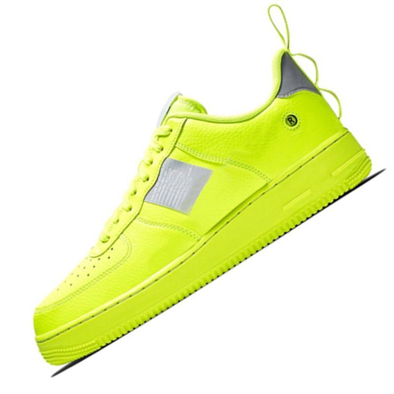 2020 Running Men sapatos femininos transporte livre preto-de-rosa das sapatilhas dos homens Ones alta Low Cut trigo Brown Sports Trainers 36-45