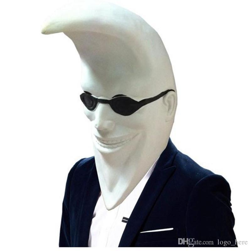 Banana Latex Mask