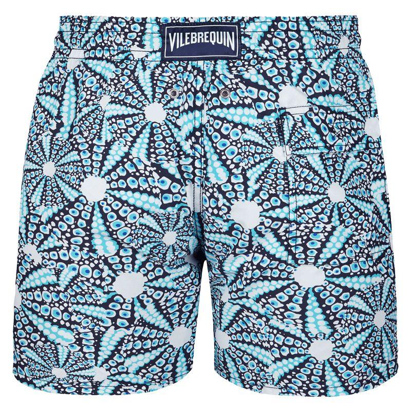 Vilebre Brand Board Shorts Men Bermuda Vilebre Turtle Printing Man Boardshort 100% Quick Dry Men's Swimwear fzw1720