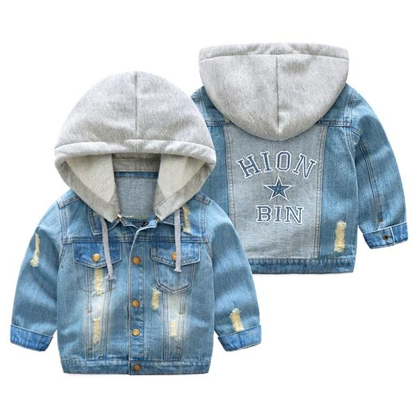 ba5ef9cad Online China Shop Jackets Of Childrens Jackets Water Washed Cave ...