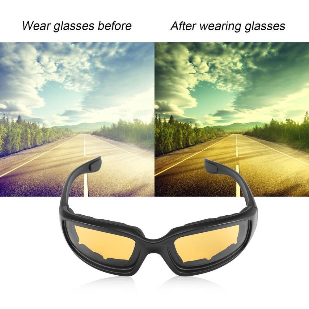 Radfahren Goggles Motorrad-Fahrrad-Reitschutz Sun-Glas-Winddichtes staubdichte Augen-Glas-Brillen-Schutz-Brillen High Quality