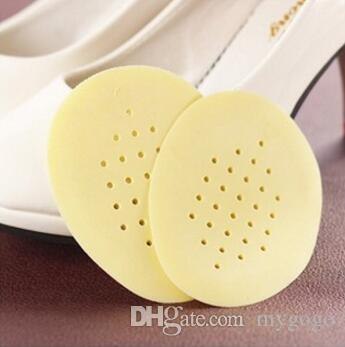 Soft Breathable Half Code High Heel Forefoot Anti-pain Anti-Slip Shoes Pad