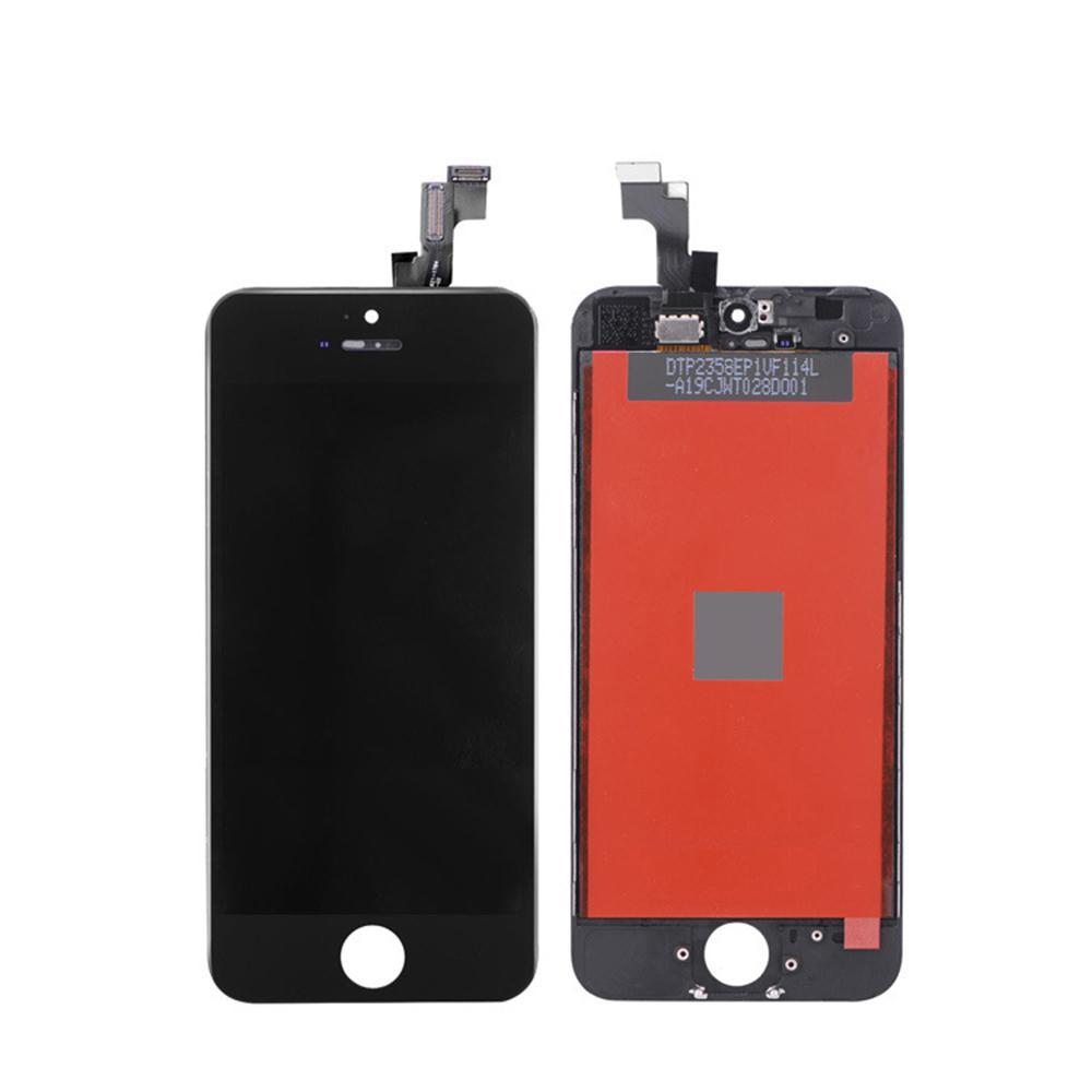 لوحات شاشة LCD لفون 5 5C 5S العرض 4.7 بوصة LCD درجة A +++ الجمعية محول الأرقام استبدال شاشة LCD 100٪ اختبارها شحن مجاني