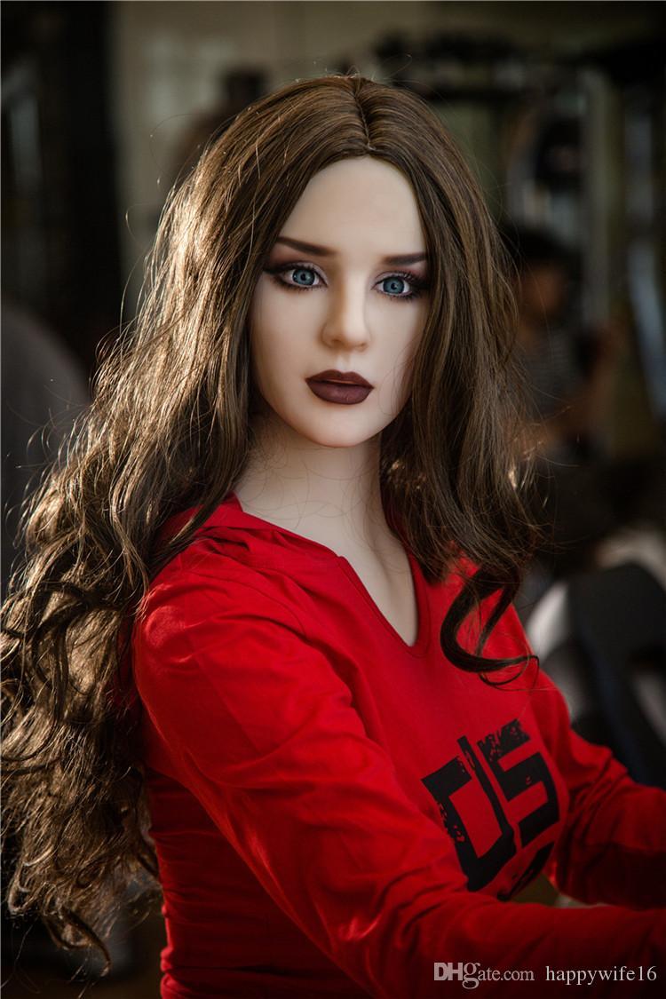 La fabbrica direttamente vendita giocattoli bambola del sesso 168cm sexy bambola realistica bambola gonfiabile del sesso con lo scheletro