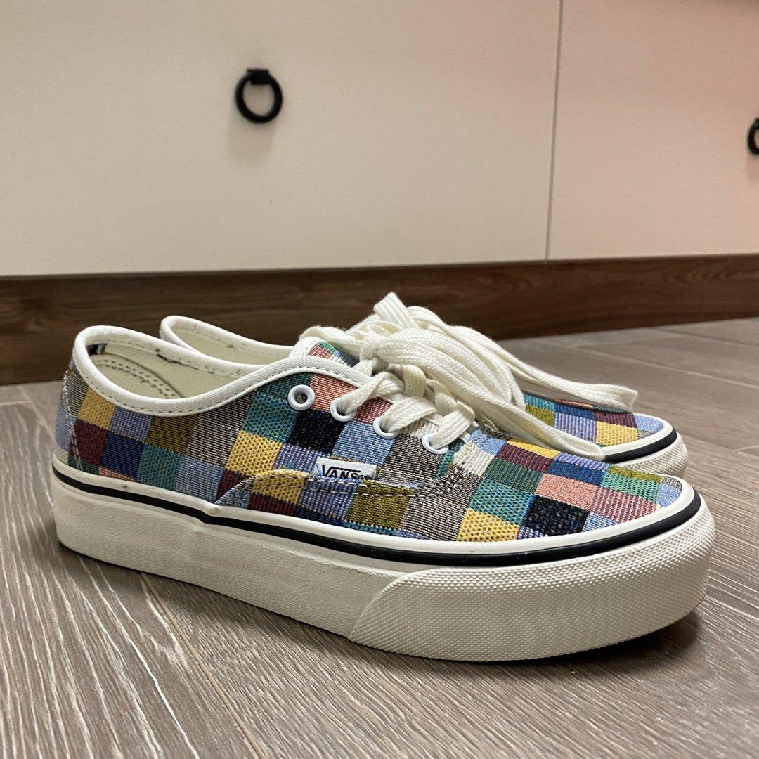 chaussure vans fille 35