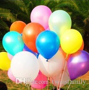 Pearl Latex Balloons Inflatable Multicolor Balloon Novelty Kids Toys Fashion Beautiful Birthday Party Wedding Supplies Decorations C634