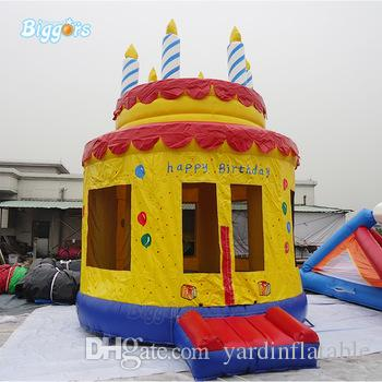Outdoor Birtyday Party Toys Inflatable Kids Bouncy Castle Bounce House Bouncers And Jumpers WIth Free Blower