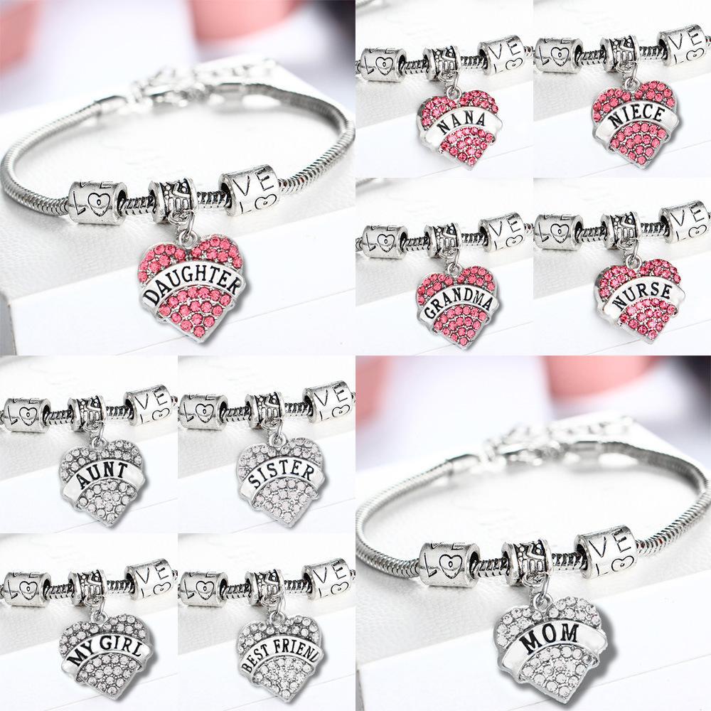 nièce de bijoux Nièce enfant de mon cœur bracelet Nièce Bracelet Tante NIÈCE CADEAU