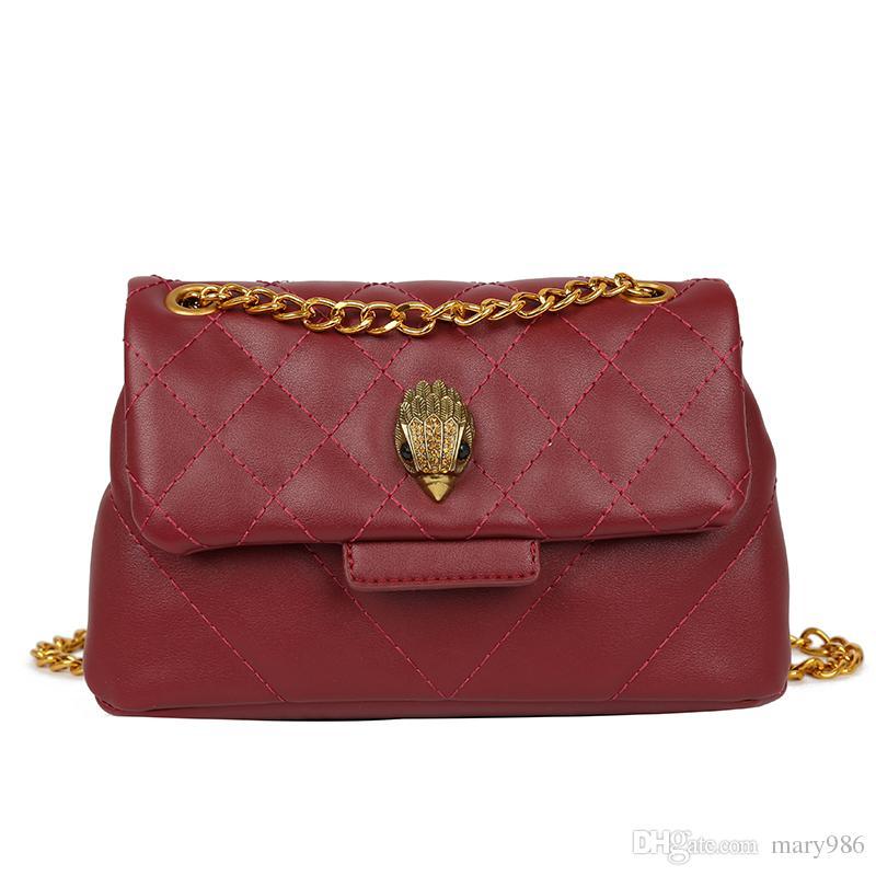 Lady Moda Pu Deri Zincir Flap Messenger Çanta Crossbody kadın kızlar Stil Yönlü Rahat Omuz çantası baoxiansheng / 11