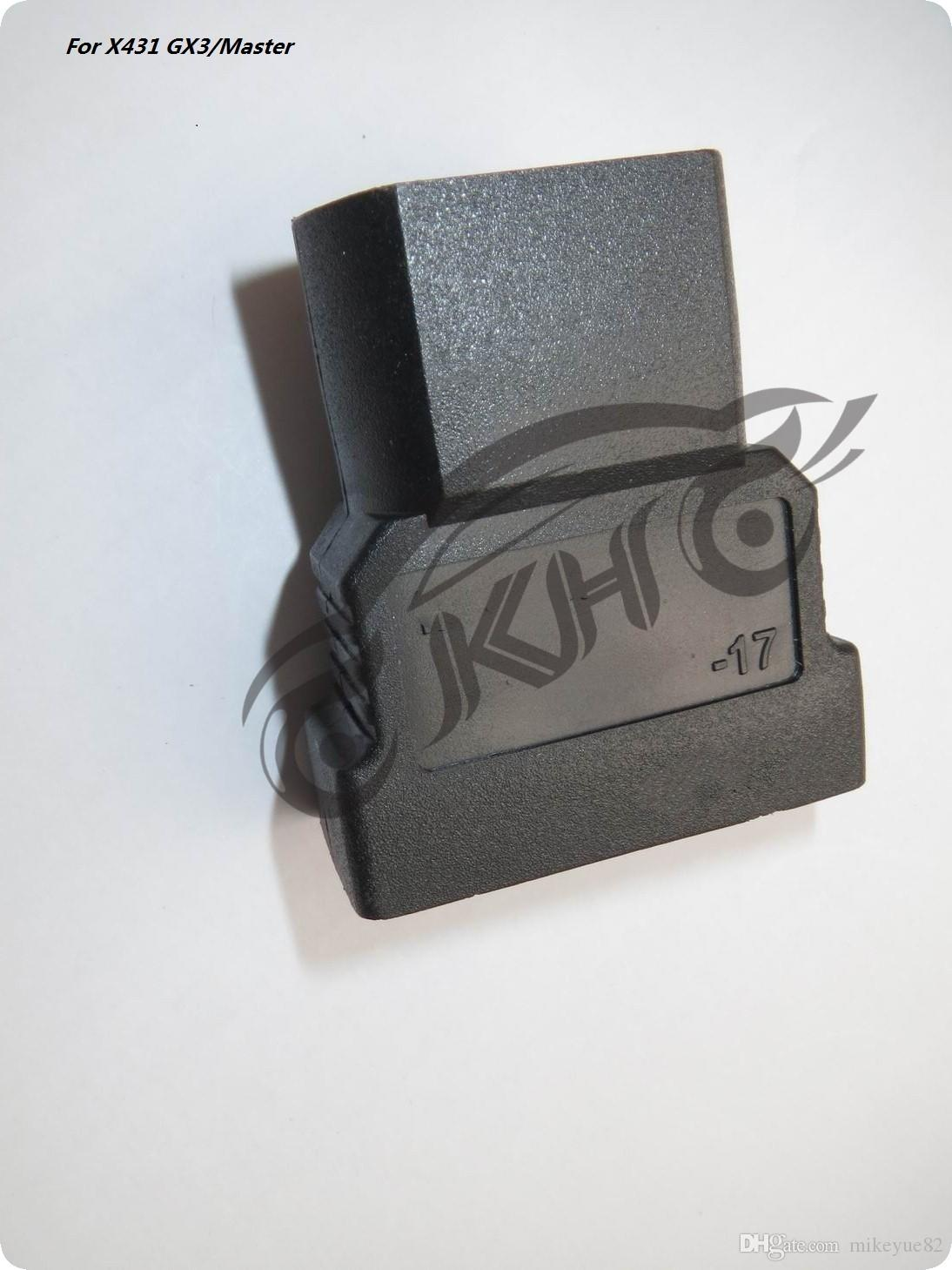 100% d'origine pour LANCEMENT X431 pour MAZDA -17 broches adaptateur GX3 Maste -17 broches connecteur OBD-II connecteur connecteur OBD2