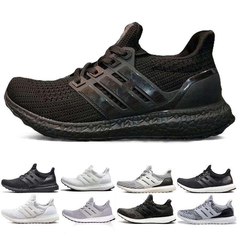 UB 3,0 III Uncaged кроссовки Мужчины Женщины 4,0 IV Sneaker Primeknit Запускает Белый Черный CHEAP Спортивный Спорт Размер обуви 36-47