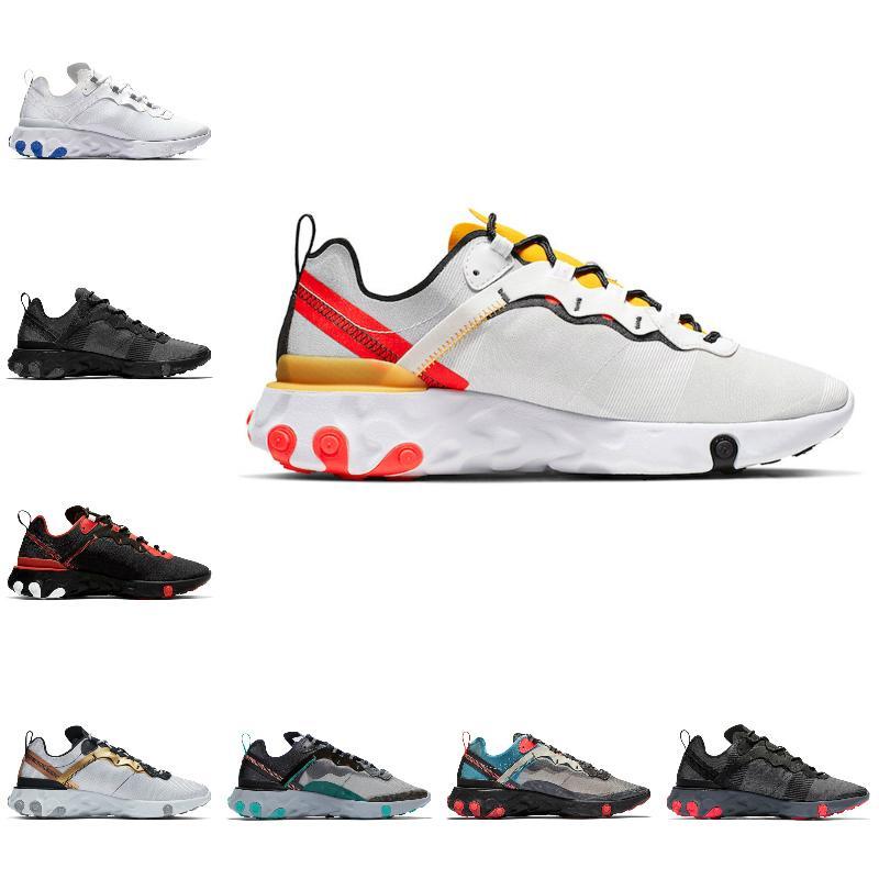 2020 Nike EPIC react element 87 Shoes New Air max 87s deportivos zapatillas de deporte