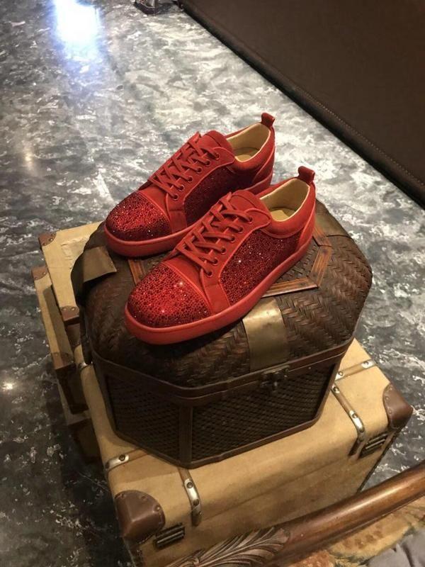 2020 New Designer Sneakers Black Low