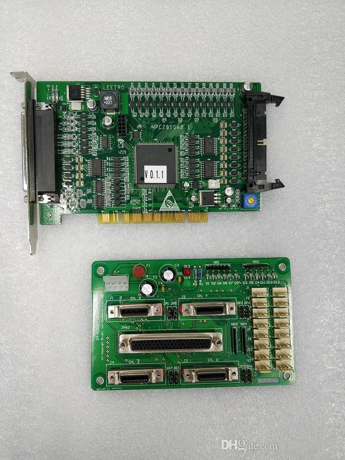 100% originales de Trabajo para Leetro MPC2810 V2.1 04 a 00.007 Rev.B