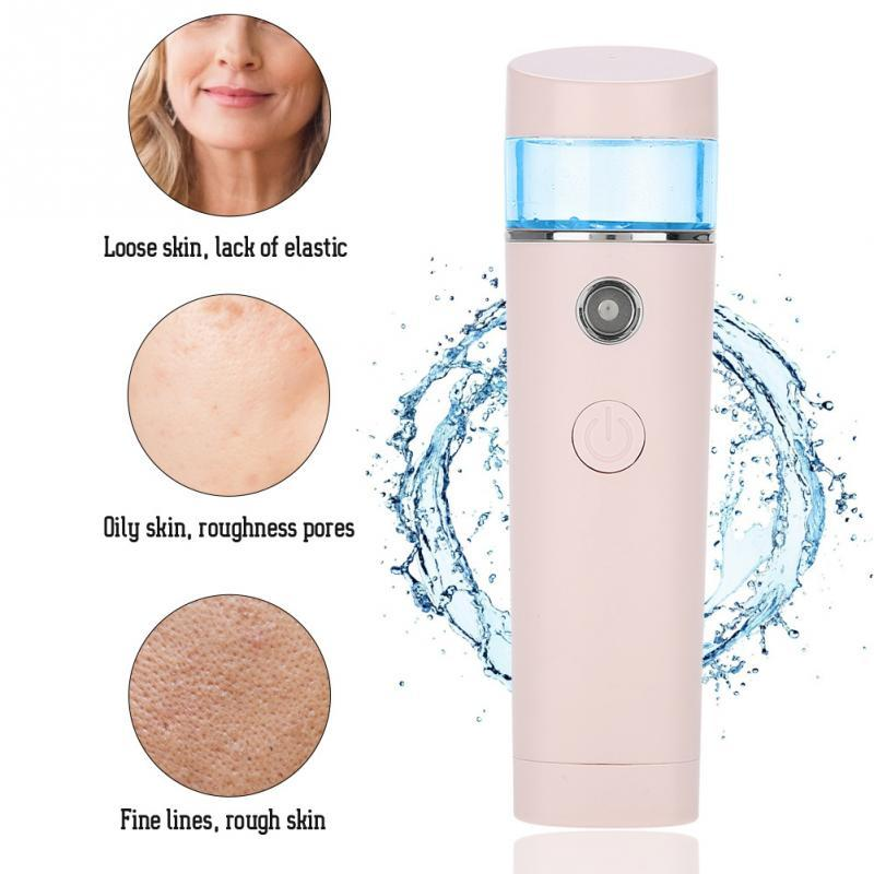 15ml Hydrogen-rich Water Nano Mist Spray Portable Face Moisturizing Atomization Sprayer 2