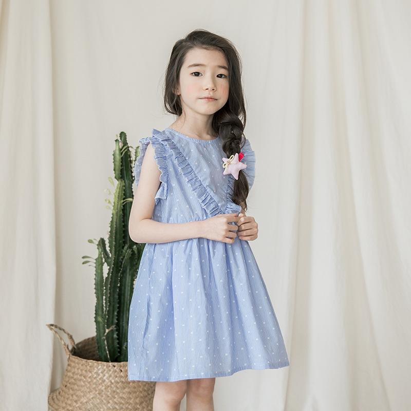 Baby Girl Princess Dress Autumn Kid Long Sleeve Gray Ruffles Lace Dresses