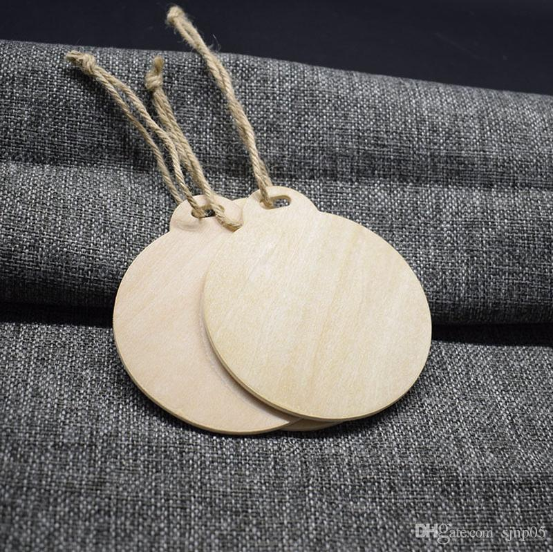 Large Wooden Round Tags 10CM Circle Wood Labels For Wedding Party Favors  Hanging Tag Blank Gift Tag DIY Decoration NZ 2019 From Sjnp05, NZ $0 6 |