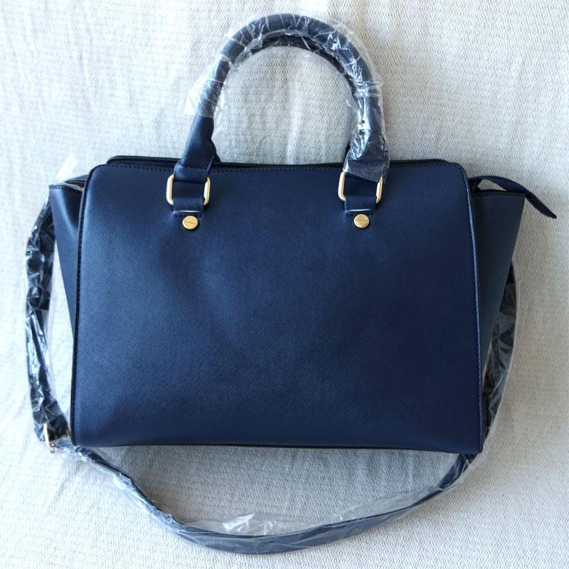 2021 Deep Blue Clutch Purse Bag Handbags Shoulder Women Luxury Bags Wallet Female With Designer Womens A Smiling Face Srsvo