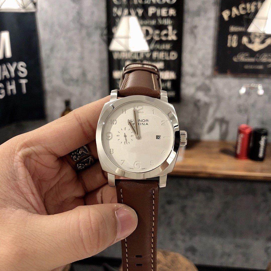 2019 2020 high quality pam watch men Watches canvas glaze watchpanerai watch00 watch [not off shed wool] D2633