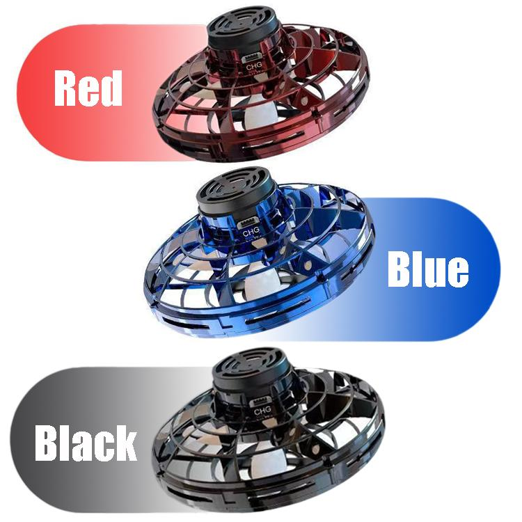 In Stock 2020 New Arrival FlyNova UFO flyingtoy The most tricked-out flying spinner flynova flying spinning tops toys