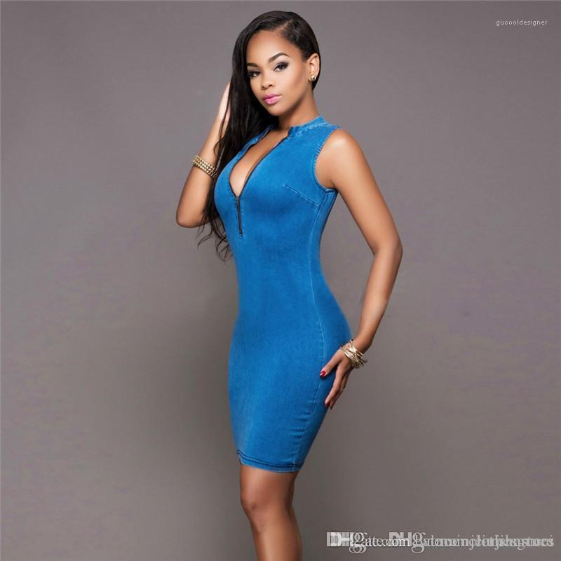 Color Dresses Summer Designer Dress with Zipper Neck Women Casual Holiday Panelled Dresses Fashion Ladies Pure