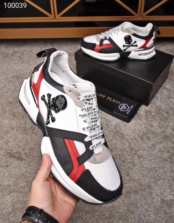 Top Quality Italy Luxury Brand Designer Shoes Genuine
