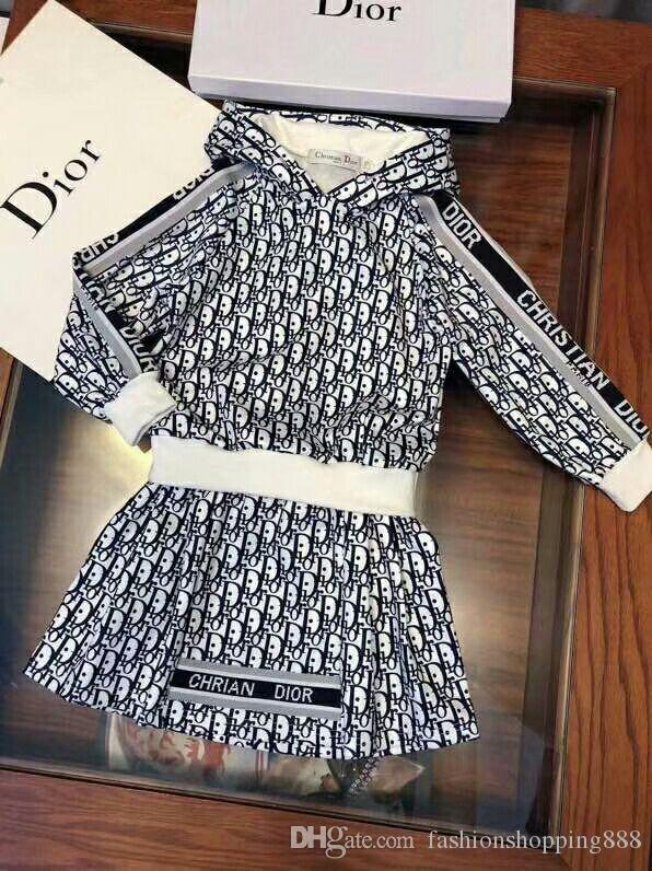 2020 Baby Girl Fashion Designer Dress Set Knitting Swaeter Dress Autumn Winter Fashion Casual Style Clothing Set For Kid Girl Outfit C2 From Fashionshopping888 68 35 Dhgate Com