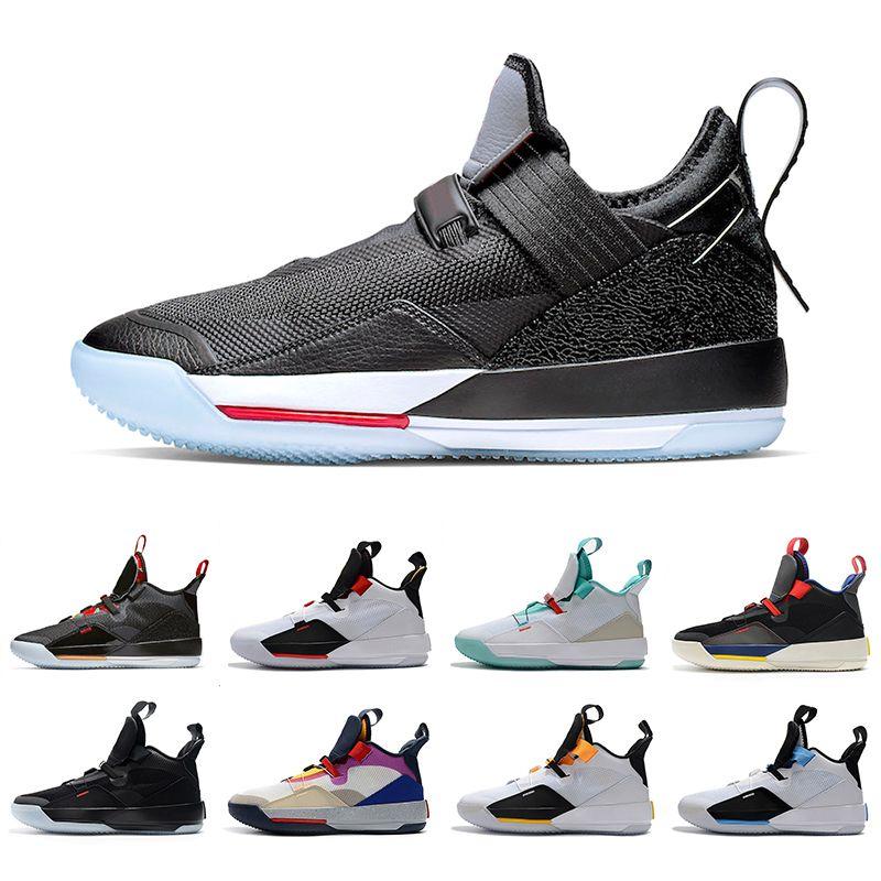 Hot Designer Marque 33s PE Chaussures de basket Guo Ailun avenir de Mens vol Chaussures de course de sport de luxe Tech Pack Sport Chaussures de sport 40-46