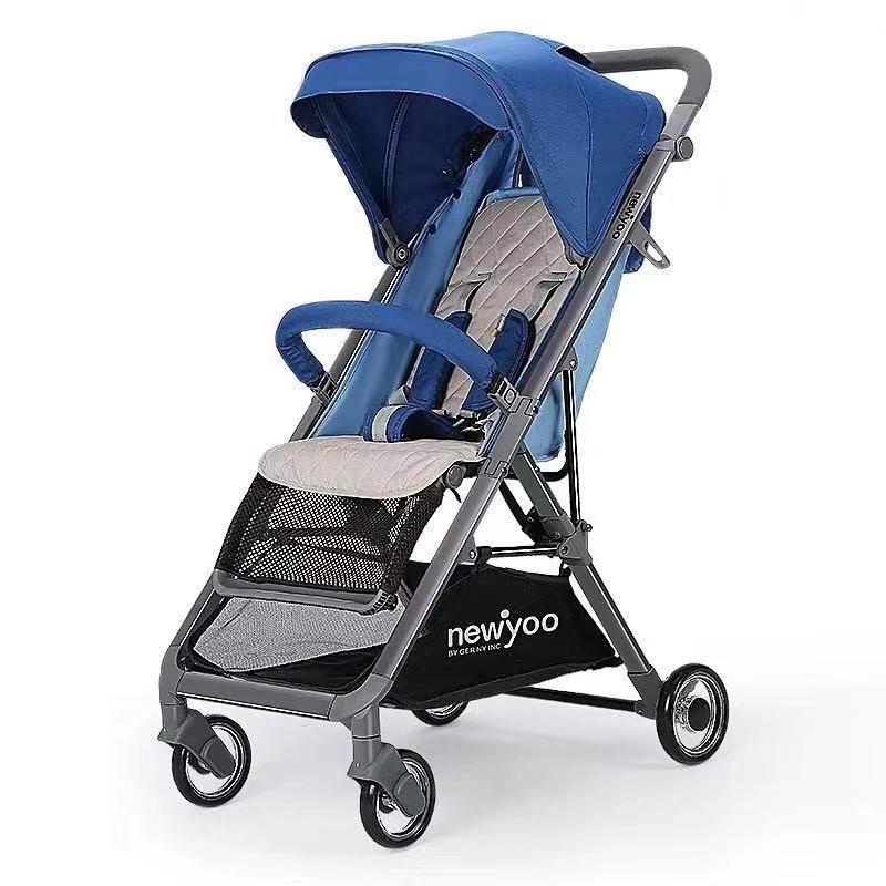 2020 5.7Kg Lightweight Stroller Portable Folding Baby ...