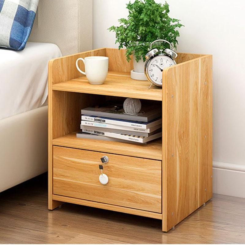 Industrial Locker Bedroom Furniture Wardrobe Bedside Cabinet Drawers Storage
