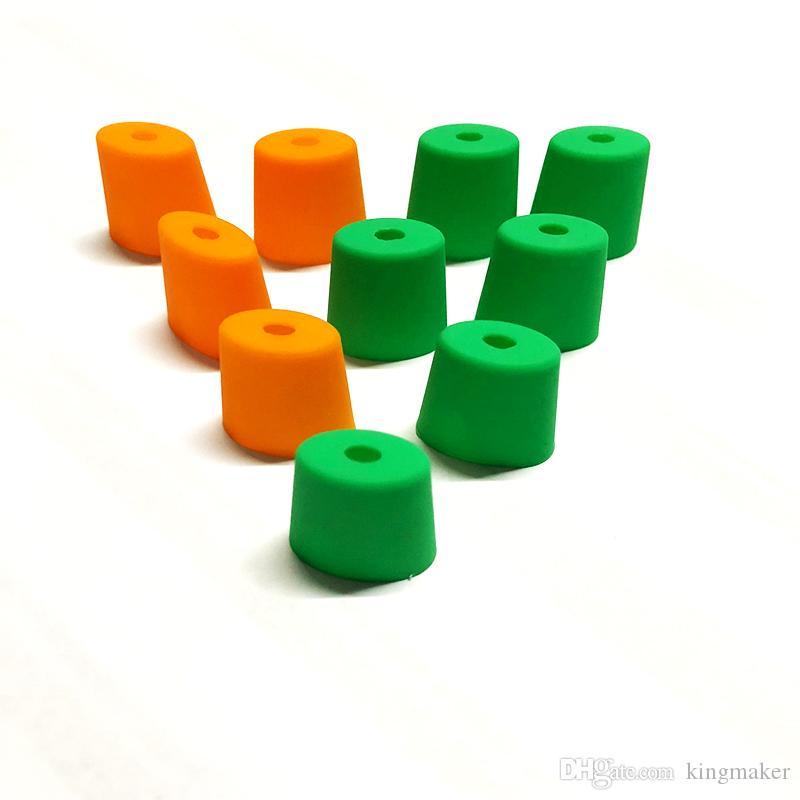 Красочный Силиконовый Наконечник Тесты Крышка Крышки Для COCO Pod Mounthpiece Испаритель Vape Pen E-сигареты Стручки Капельные Советы