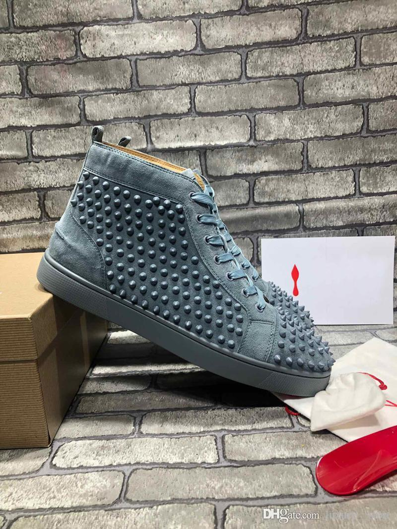 2019 Luxus-Designer-Männer Trainer Schuhe Mode Luxus-Designer-Frauen-Schuhe Basketball-Turnschuhe Stern-Weinlese Faulenzer mit Box -360
