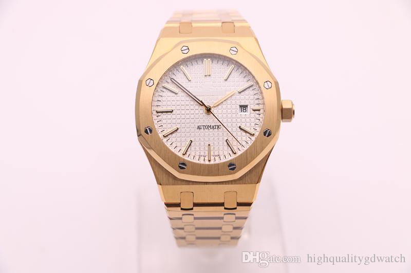 Luxury watch with stainless steel bracelet Aqua Terra master 150 40mm stainless steel men watch