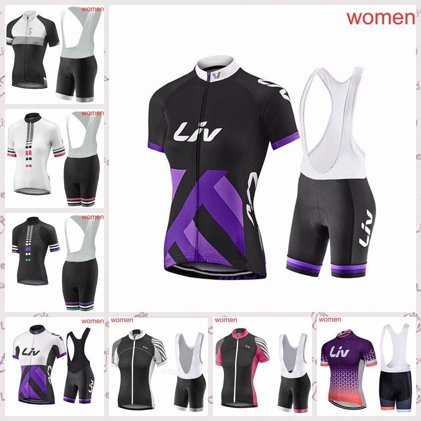Purple Colour Womens cycling Jersey And Short Set Women Cycling Jersey