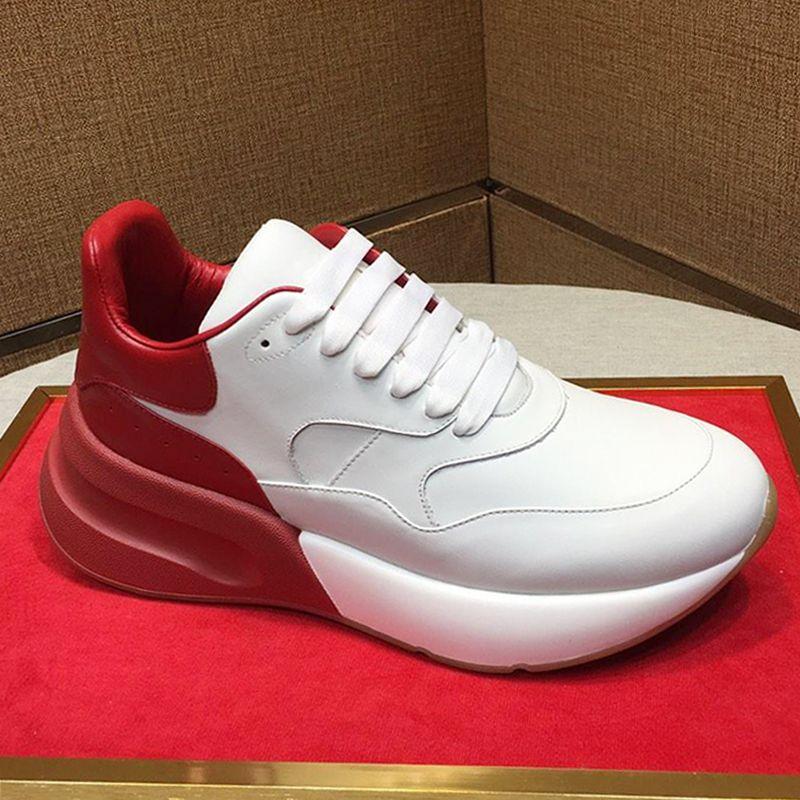 Hommes Chaussures Luxe Designer Sneakers Loisirs Athlétique Fitness Chaussures de Sports Pour Hommes Runner Baskets Mode Hommes Chaussures En Cuir Chaud