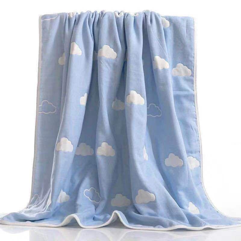 6-Schicht-Quilt Klasse Gaze Kinder eine reine Baumwolle neugeborenes Decke der Kinder durch vier Jahreszeit Badetuch Klimaanlage wird direkt verkauft von