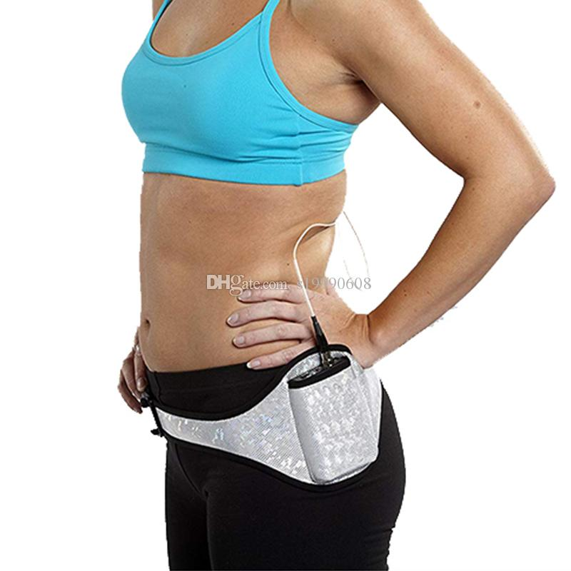 Wholesale Customized Size Cassette Carrier Vertical Fitness Player Waist Mic Bag Belt Microphone Transmitter Tvfas