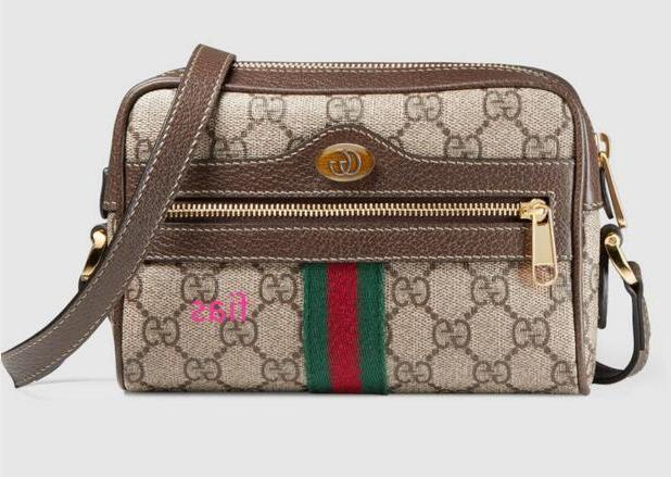 Ophidia Mini Bag 517.350 Frauen Schultertasche Totes Handtaschen Top-Griffe Cross Body Messenger Bags