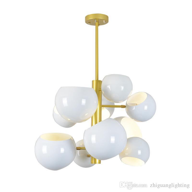 Globus Pendelleuchte E27 Lampe Nordic Persönlichkeit Bar Cafe Dekoration Design Lampe Pendelleuchte Beleuchtung Studie Thema Hotel kreativ