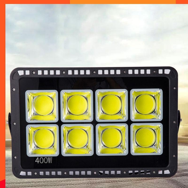 Ультра яркий светодиодный прожектор COB 100W 150W 200W 250W 300W 400W 500W 600W Светодиодные прожекторы RGB Теплый холодный белый прожектор