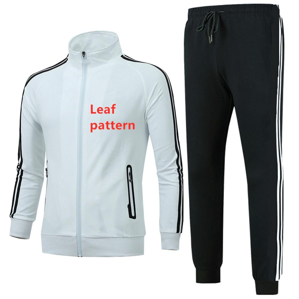 mens suéter hombre se adapta a chándales Sweatsuit deportes se adaptan a mujeres que activan conjunto sudadera chaqueta con capucha y pantalones para hombre ropa deportiva