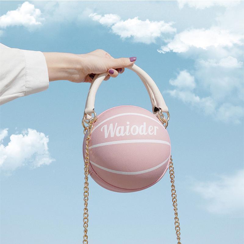 Kadınlar 2020Shopping Cüzdan Lady Seyahat Çantalar ve Çanta Kadın Omuz Çantası İçin Tok Renk basketbol çantaları