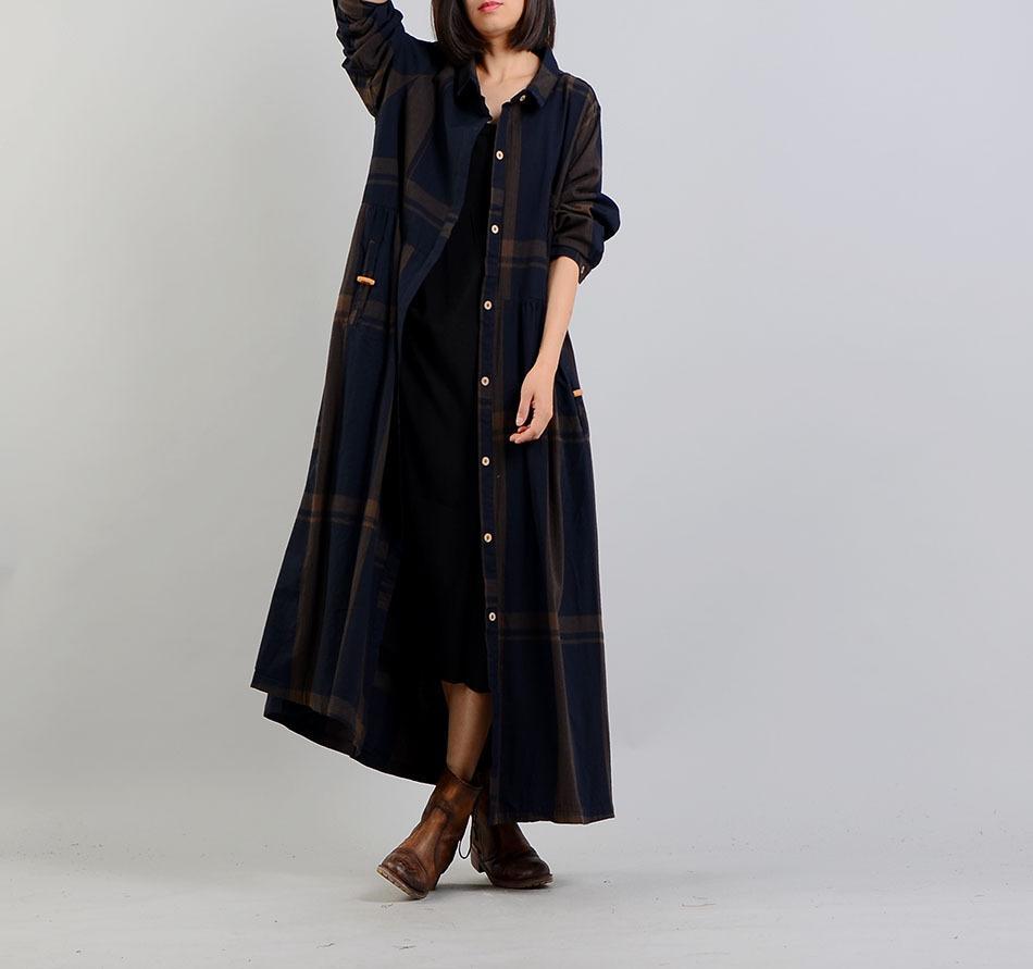 Brasão Mulheres Primavera Algodão Linho manta Tench Outwear Feminino solto Overcoat retro da manta fina Coats 2018
