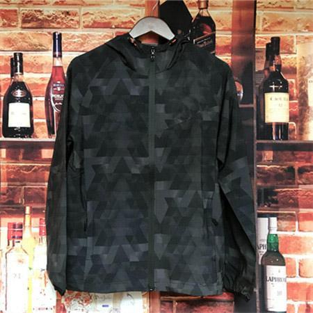 2019 новая весна и осень марка мужские дизайнерские куртки мода свободного покроя с длинным рукавом модная блузка с высоким качеством печати черные куртки QSL198296