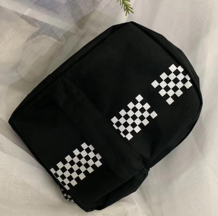 Дизайнер Женщины Путешествия Рюкзак Luxury ученических Сумки Мода Плед Стиль Письмо Высокое качество Большой емкости Backpacks